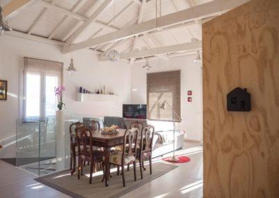 Reforma integral de vivienda (casa matrioska)